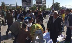 Μακελειό στην Άγκυρα: Την αλληλεγγύη του στις οικογένειες των θυμάτων εκφράζει ο ΣΥΡΙΖΑ