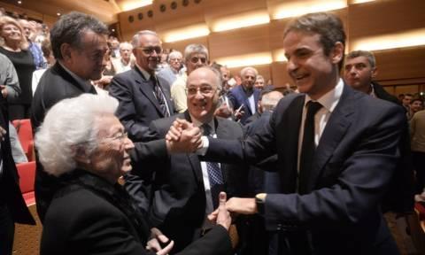 Εκλογές ΝΔ: Στον Έβρο σήμερα (11/10) ο Κυριάκος Μητσοτάκης