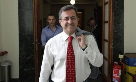 Νικολόπουλος: Το Χριστιανοδημοκρατικό Κόμμα παραμένει μαχητικό με σαφή προσανατολισμό