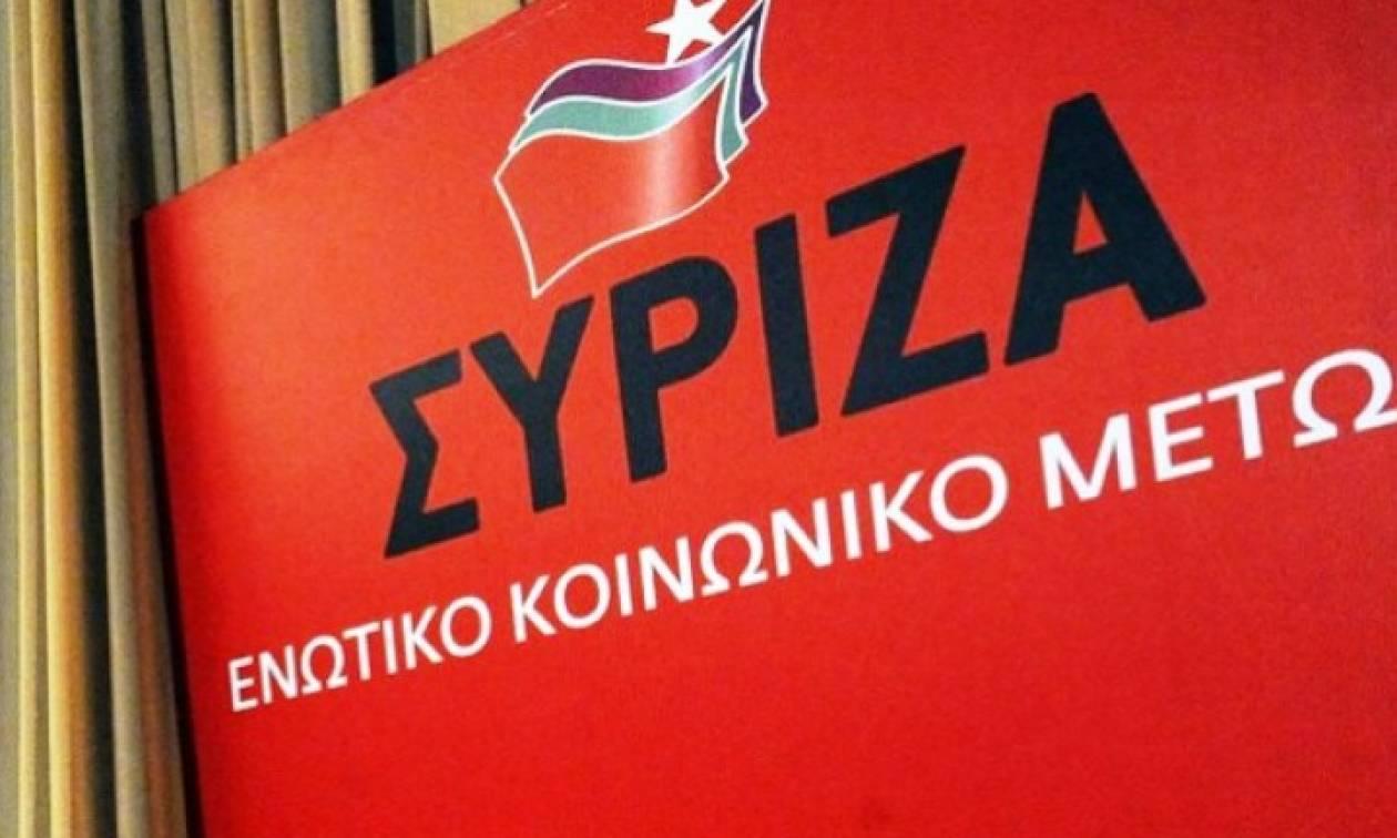 Ο Παναγιώτης Ρήγας ο νέος γραμματέας της Κεντρικής Επιτροπής του ΣΥΡΙΖΑ
