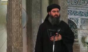 Σώος ο ηγέτης του Ισλαμικού Κράτους από την επίθεση εναντίον του