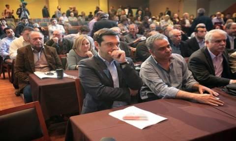 Δραγασάκης, Τσακαλώτος και Μπαλτάς στην ΠΓ του ΣΥΡΙΖΑ