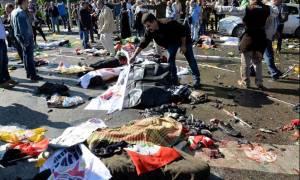 Δυο οι βομβιστές που «αιματοκύλησαν» την Τουρκία