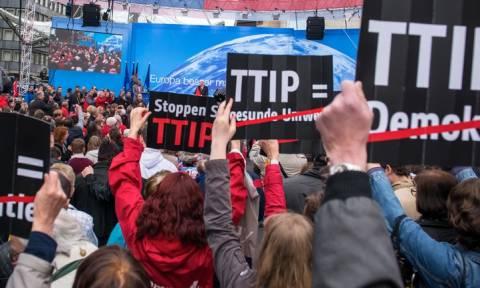 TTIP: Το δίκιο των πολυεθνικών και το κέρδος τους πάνω από όλα!