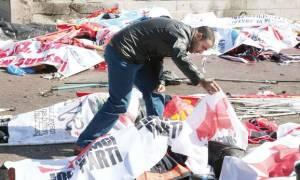 Δύο άνδρες οι υπεύθυνοι για το μακελειό στην Τουρκία