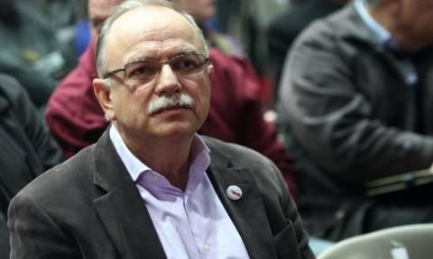 Παπαδημούλης: Ο ΣΥΡΙΖΑ πρέπει να γίνει πιο μαζικός
