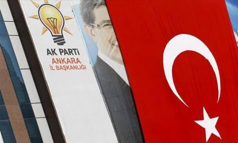 Το κόμμα του Νταβούτογλου αναβάλλει κάθε προεκλογική εκδήλωση μέχρι την Παρασκευή
