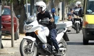 Τροχαίο με τραυματία αστυνομικό στην εθνική οδό Πατρών - Κορίνθου