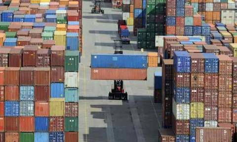Μείωση του ελλείμματος στο εμπορικό ισοζύγιο το 8μηνο στη Κύπρο