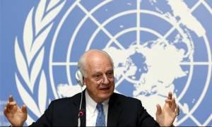 Ο ΟΗΕ πιέζει ΗΠΑ - Ρωσία για λύση στη Συρία
