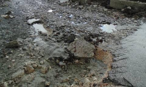 Τζουμέρκα: Μεγάλες οι ζημιές που προκάλεσε η κακοκαιρία