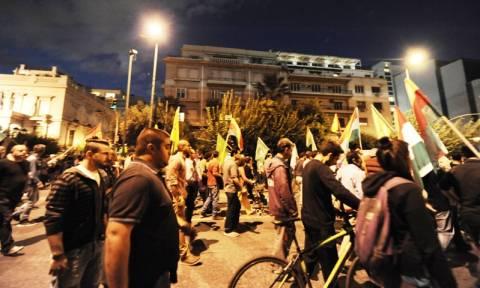 Πορείες αλληλεγγύης στον κουρδικό λαό σε Αθήνα και Θεσσαλονίκη