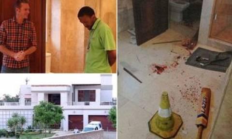 Σάλος με το βίντεο από το εσωτερικό του σπιτιού όπου ο Πιστόριους σκότωσε τη σύντροφό του (video)