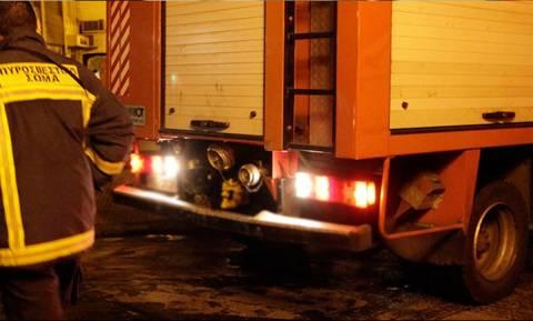 Ένας τραυματίας από έκρηξη φυσικού αερίου σε πολυκατοικία
