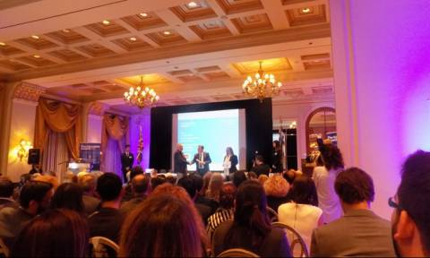 Mediterranean College: The Education Awards 2015