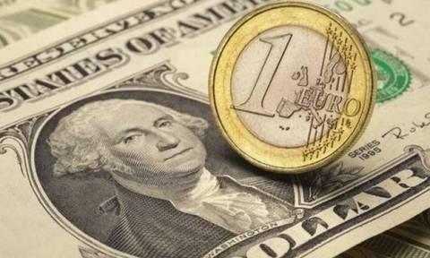 Ενίσχυση του ευρώ