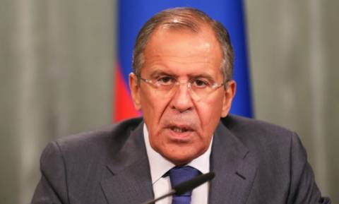 Λαβρόφ: Ξεκάθαρη τρομοκρατική ενέργεια η ρίψη ρουκετών στην πρεσβεία