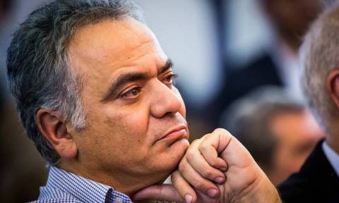Για το ενεργειακό η συνάντηση Σκουρλέτη με τον Ιρανό πρέσβη