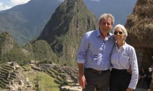 Γιατί η Λαγκάρντ ξέρει και από Περού και από Μάτσου Πίτσου... (pics)