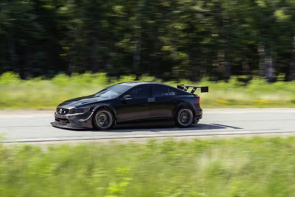 Volvo: Στο Παγκόσμιο Πρωτάθλημα Αυτοκινήτων Τουρισμού (Photos & Video)