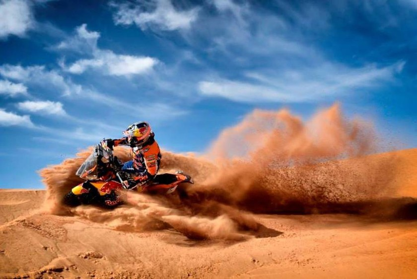 KTM: Πρωταθλήτρια Cross Country Rallies (Photos)