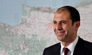 Ο Οζερσάι στηρίζει τον Ακιντζί στις θέσεις του για το Κυπριακό