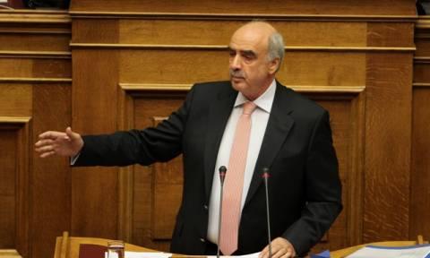 Μεϊμαράκης: Δεν θα επιτρέψω να γελοιοποιηθεί η διαδικασία εκλογής προεδρου ΝΔ
