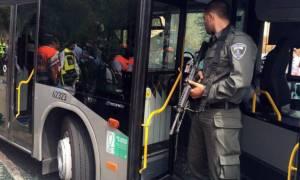 Τρόμος στην Ιερουσαλήμ: Μαχαιρώνουν πεζούς σε στάσεις - Νέες φονικές επιθέσεις (videos)
