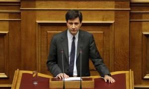 Χουλιαράκης: Η ύφεση θα είναι ηπιότερη της προβλεφθείσας
