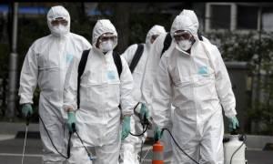 Νότια Κορέα: Επανεμφανίστηκε ο κορονοϊός MERS σε έναν ασθενή που είχε θεραπευτεί