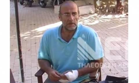 Ρέθυμνο: Αυτός είναι ο διευθυντής που ξυλοκοπήθηκε με μαγκούρα μέσα στο σχολείο (video)