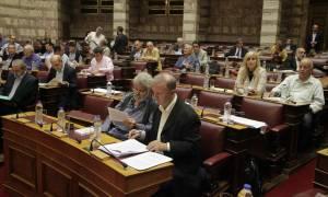 Βουλή: Δείτε LIVE την ακρόαση των κοινωνικών φορέων κατά τη συζήτηση του πολυνομοσχεδίου