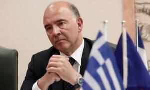Αναβλήθηκε η επίσκεψη Μοσκοβισί στην Αθήνα - Πέθανε η μητέρα του
