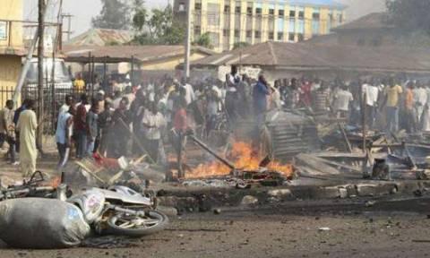 Νιγηρία: Τριπλή επίθεση αυτοκτονίας με τουλάχιστον επτά θύματα