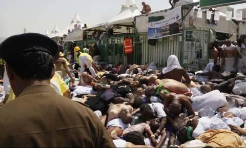 Mέκκα: Τελικός απολογισμός 1.633 νεκροί