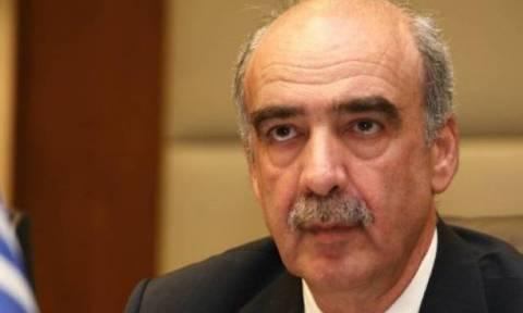 Μεϊμαράκης: Ευθύνη του πρόεδρου της ΝΔ η διασφάλιση της διαφάνειας