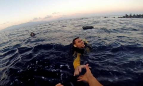 Νέο ναυάγιο στη Μυτιλήνη - Αγνοούνται 8 άτομα - Διασώθηκαν 31 πρόσφυγες