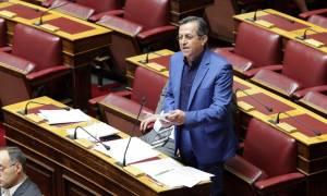 Νικολόπουλος: Να εφαρμοστεί αμείλικτα ο νόμος για το Πόθεν Έσχες