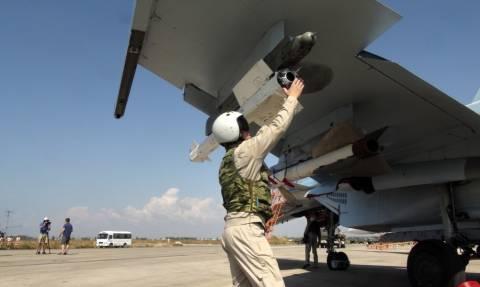 Συρία: 32 στόχους του Ισλαμικού Κράτους έπληξαν οι ρωσικές δυνάμεις τις τελευταίες 24 ώρες