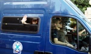 Στον Κορυδαλλό για να αποφυλακιστεί μεταφέρθηκε η Βίκυ Σταμάτη (pics)