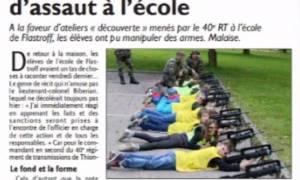 Γαλλία: Σάλος στα ΜΜΕ με φωτογραφίες παιδιών που κρατούν τουφέκια σε σχολείο