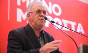 Δραγασάκης: Εγγυημένη σύνταξη έστω μέχρι 1000 ευρώ - Υπαρκτός ο κίνδυνος «κουρέματος» των καταθέσεων
