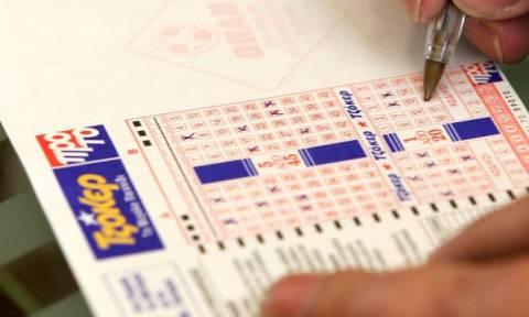 Τζόκερ: Ένας υπερτυχερός κέρδισε τα 5.847.085 ευρώ!