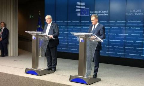 Συμφωνία Ε.Ε. - Τουρκίας και σχέδιο δράσης για τον περιορισμό της ροής μεταναστών στην Ευρώπη