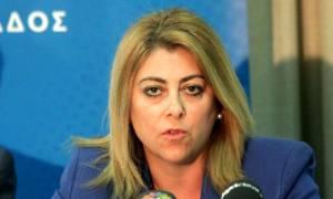Ύποπτη και για τέλεση κακουργήματος η Κατερίνα Σαββαΐδου