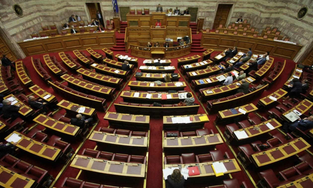 Άγρια κόντρα στη Βουλή για τα «πόθεν έσχες» υπουργών του ΣΥΡΙΖΑ