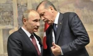 Συνάντηση Πούτιν-Ερντογάν στη Ρωσία τον Δεκέμβριο