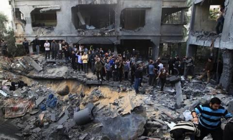 Τέσσερις Παλαιστίνιοι νεκροί από ισραηλινά πυρά στη Δυτική Όχθη και τη Γάζα
