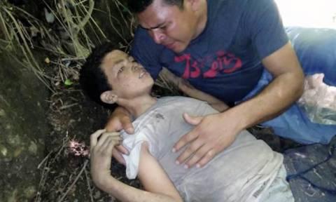 Θυσίασε τη ζωή του για να... μην γίνει δολοφόνος ο 12χρονος Άνχελ!