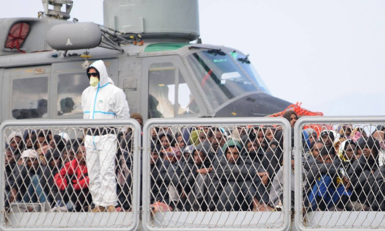 Главная задача Германии - оставить в Греции как можно больше беженцев